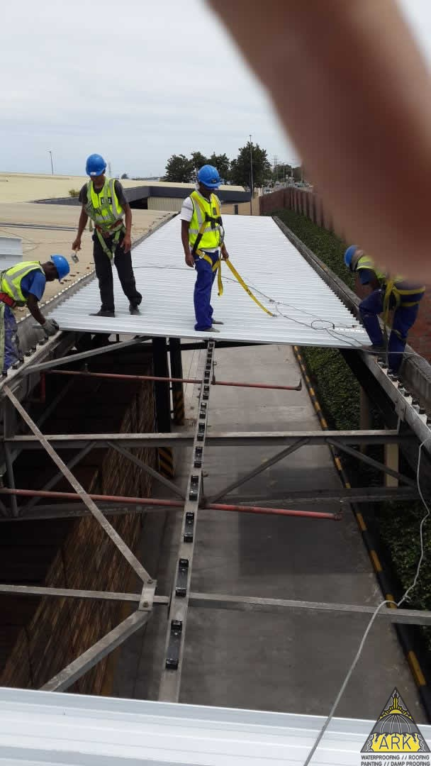 Roofing Service Ark Waterproofing Cape Town