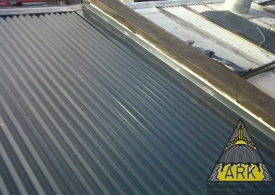 Roofing Specialists Project Ark Waterproofing Cape Town