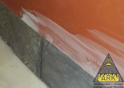 Damp Proofing/Rising Damp/Crystalline Slurry/Membrane Wrap