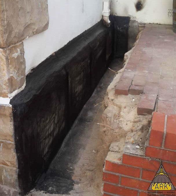 Damp Proofing/Waterproofing//Tanking