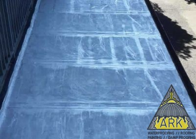 Flat Roof Waterproofing.