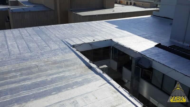 Flat Roof Waterproofing