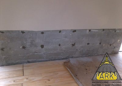 Damp Proofing/Rising Damp/Cream Injection/Crystalline Slurry/Membrane Wrap