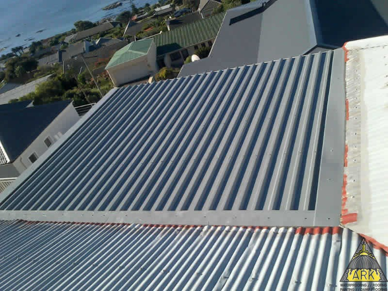 Corrugated Re Roof/ Simons Town