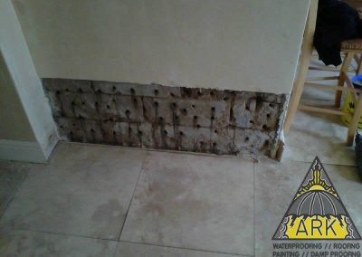 Damp Proofing/Rising Damp