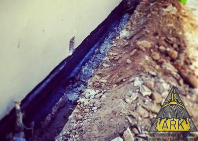 Damp Proofing.