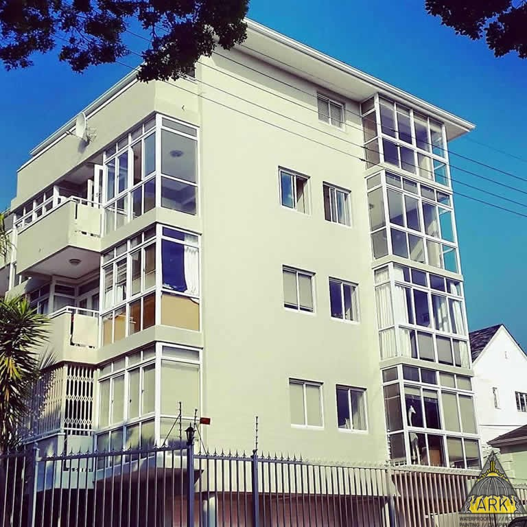 Fully redecorated block of flats in Seapoint.