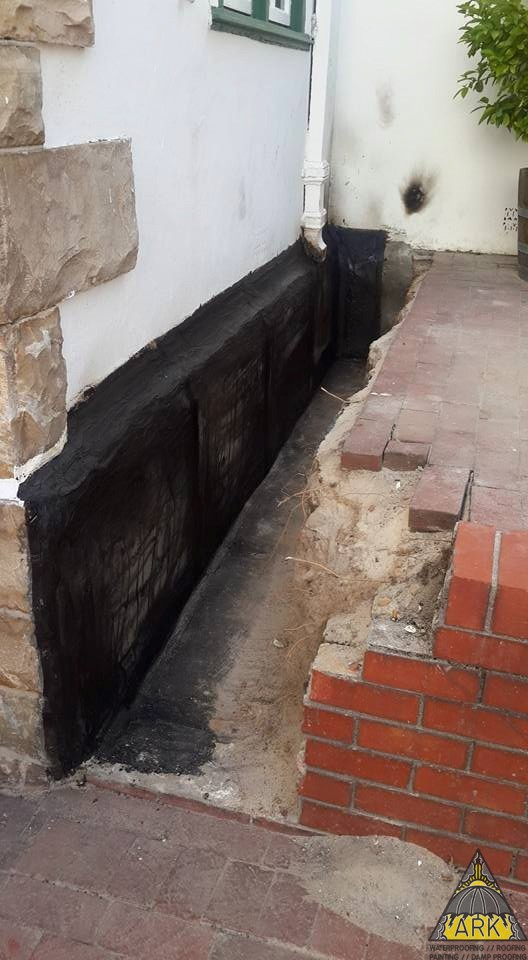 Damp Proofing /Tanking.