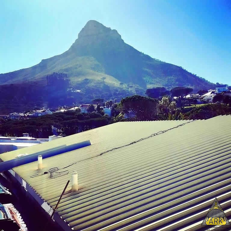 Roof repairs!
