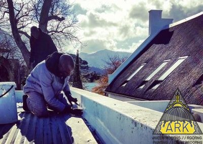 Roof Repairs/Box Gutter Waterproofing/Roof Flashing Fitment