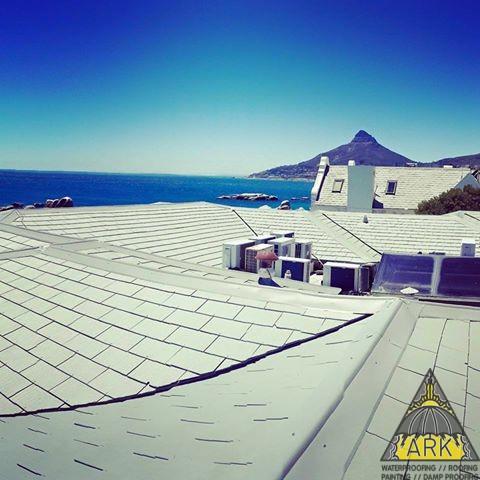 Slate Roof Restoration 3 x Roofs.