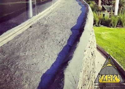 Cementitious Waterproofing .