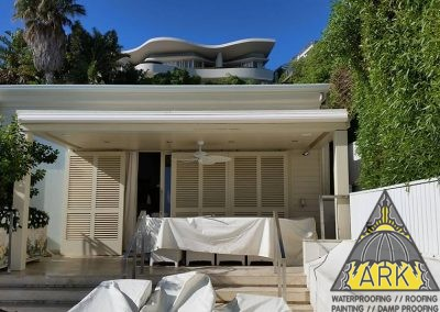 Exterior Redecoration – Camps Bay