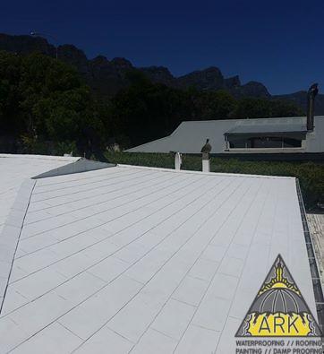 Slate Roof Redecoration.