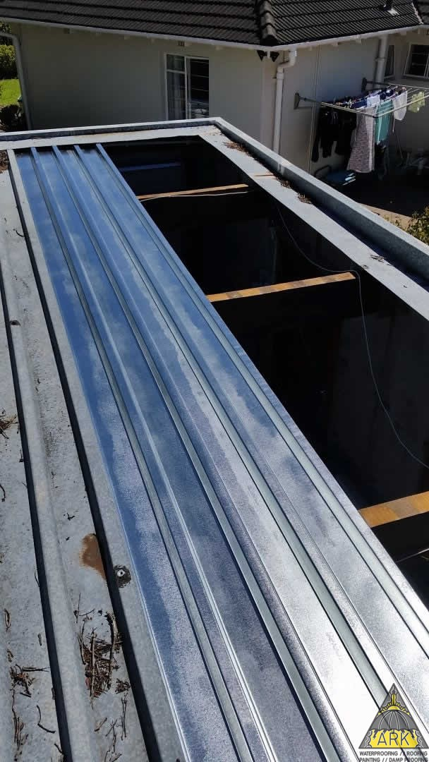 Metal Ibr Roof Repairs Amp Restoration Roofing Meadow Ridge