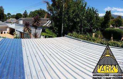 Metal IBR Roof Repairs/Metal IBR Roof Restoration