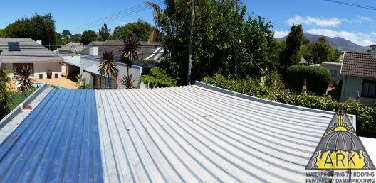 Metal IBR Roof Repairs/Metal IBR Roof Restoration