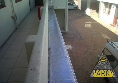 Flat Roof/Torch on Waterproofing