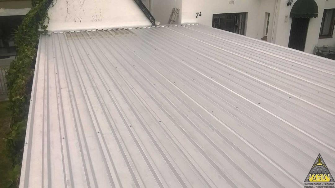 Roof Repairs.