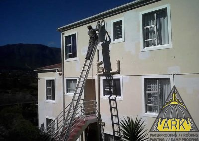Exterior Redecoration/Waterproofing Balconies.