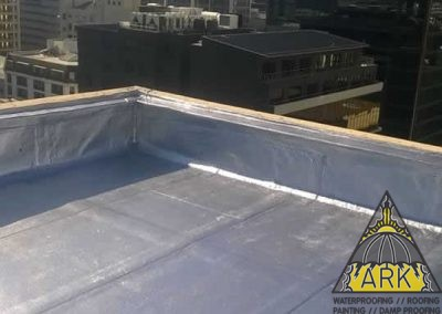 Flat Roof Refurbishment.