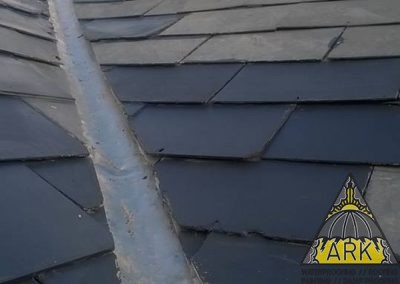 Slate Roof Valley Repair/Slate Roof Tile Repairs.