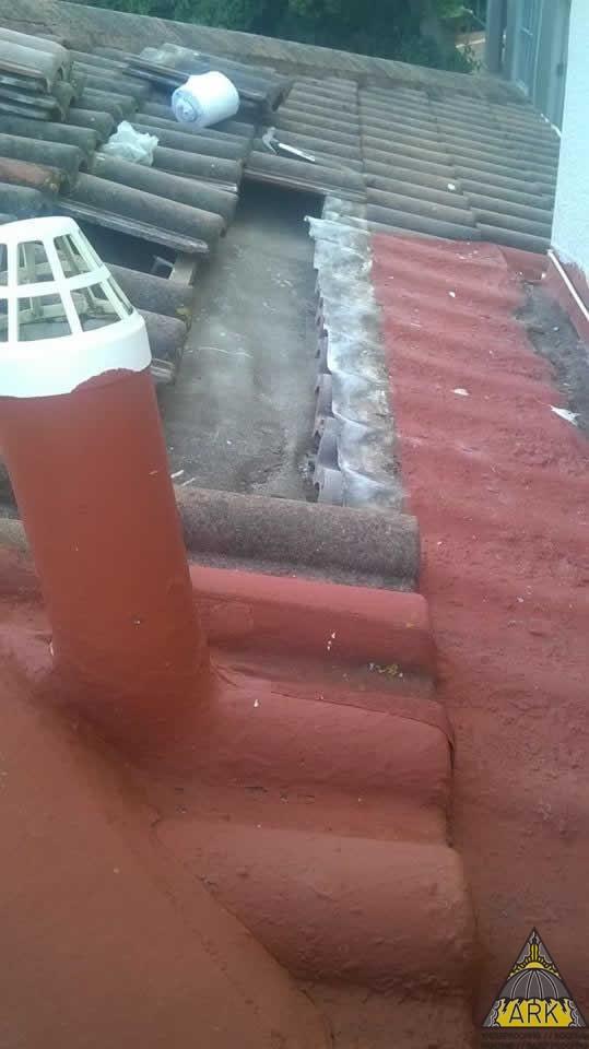 Tiled Roof Repairs Box Gutter Extension Ridge Regouting