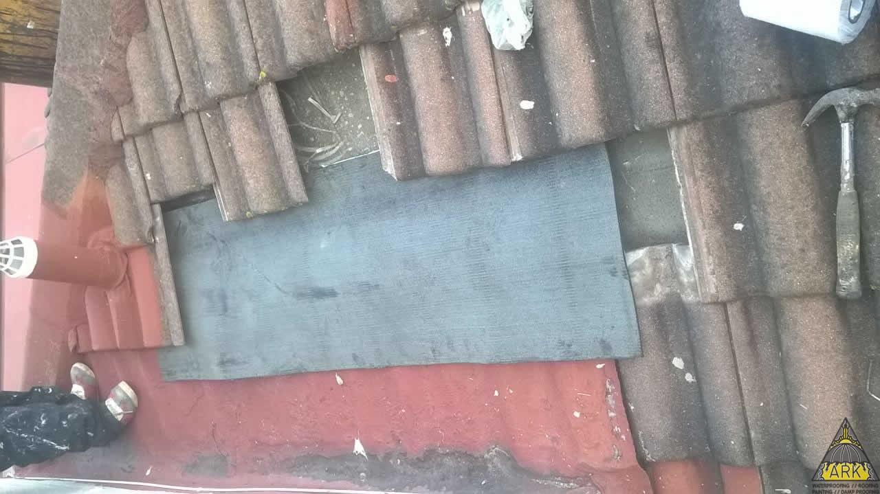 Tiled Roof Repairs Box Gutter Extension Ridge Regouting