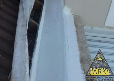Box Gutter Waterproofing.