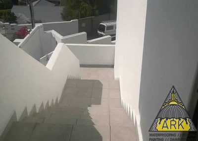 Staircase Waterproofing