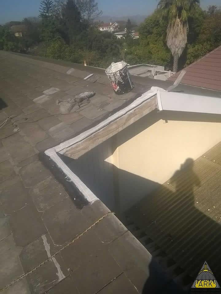Slate Roof Repairs Durbanville Project Ark