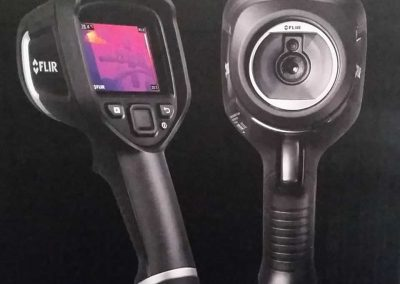 Thermal Leak Imaging